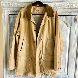 L.L. Bean Original Field Coat in Saddle